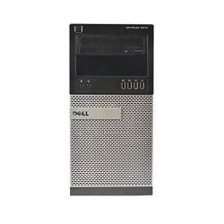 Dell 9010 Tower Core I7-3770 3.4GHZ 16GB RAM 2000GB Hard Drive Dvdrw Windows 10 Pro 64BIT Certified Refurbished