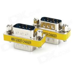 MicroWorld Adapter Serial 9 MALE-9 Male
