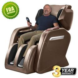 Massage Chairs Recliner Zero Gravity Full Body Shiatsu Air Vibrator Massage Chair Eletric Massage Chair With Lower back And Calve Heating And Foot R |