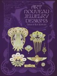 Art Nouveau Jewelry Designs Paperback
