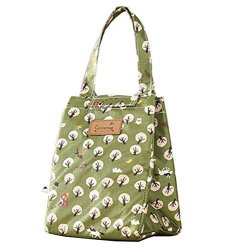 Urmiss Cute Insulated Lunch Bag Box Tote Cooler Bag Reusable With Adorable  Animal Tree Forest Rose Flowers Insulated Lunch Bags For Women Ladies Girls