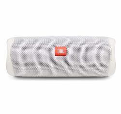 JBL Flip 5 - Waterproof Portable Bluetooth Speaker - White New Model