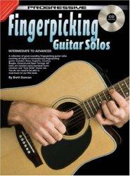 LTP Publications CP72636 - Progressive Fingerpicking Guitar Solos