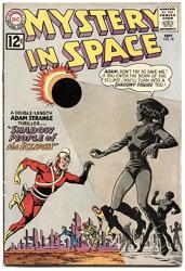 Mystery In Space 78 1962- Adam Strange- Silver Age Vg