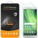 3 Pack Supershieldz For Motorola Moto G6 Play And Moto G Play 6TH Gen Tempered Glass Screen Protector Anti Scratch Bubble Free