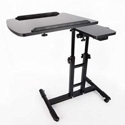 TFCFL Large Portable Tattoo Workstation Adjustable Height Stand Salon Instrument Tattoo Table Tattoo Workbench 2