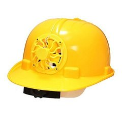 Firewood Solar Safety Helmet Hard Hat Cap With Cooling Cool Fan
