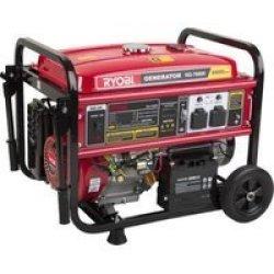 Ryobi Petrol Key Start Generator