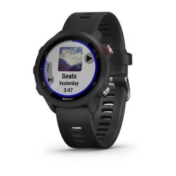 Garmin Forerunner 245 Music GPS Smartwatch in Black