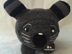 Stinky Feet Baby - Randy The Raccoon Feet Baby Doll