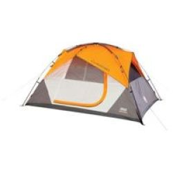 Coleman Tent 10X7 Dome Instant 5