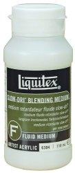 Liquitex Professional Slow-dri Blending Fluid Medium 4-OZ