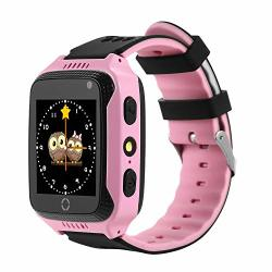 Vailsa Smart Watch For Kids - Smart Watches For Boys Smartwatch Gps Tracker Watch Wrist Android Ios Mobile Camera Cell Phone Bes