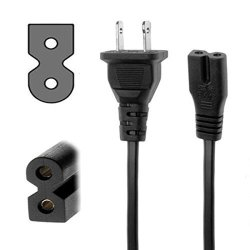 500 Sewing Machine 540 550 200 Lily 555 300 530 545 PlatinumPower AC Power Cord Cable for Viking Husqvarna Scandinavia 400 Interlude 445 535 435