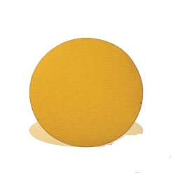 Tork Craft Gold Velcro Disc 50 Pieces 150 Grit 150mm Without Hole