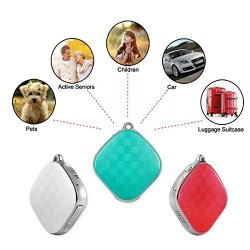 Changsha Hangang Technology Ltd Hangang Portable Real Time Gps Tracker Position Locator For Kids Elder Anti-lost Activity Gps Tracker Finder With Sos Emergency Help 5DAYS Standby Green