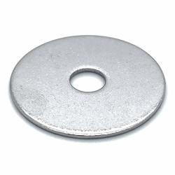 "40 Qty 3 8"" X 1-1 2"" 304 Stainless Steel Fender Washers SNG565"