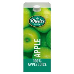 Rhodes Fruit Juice Apple 2 L