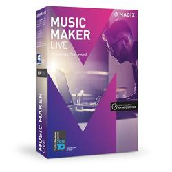 Magix Music Maker 2017 Live Edition Make Music With Loops
