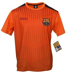 Fc Barcelona Youth Kids Training Soccer Jersey Away Personalized Custom Add Name & Number Yl No-name