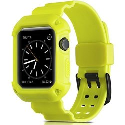 sports shoes 8f582 46dc0 Camyse Apple Watch Band 42MM With Case Shockproof Rugged Protective Cover  With Strap Bands Stainless Steel Clasp For Iwatch Appl | R630.00 | ...