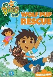 Go Diego Go - Wolf Pup Rescue DVD