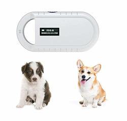 Tangxi Microchip Scanner 134.2KHZ Fdx-b Iso 11784 11785 ID64 Rfid Handheld Animal Chip Reader