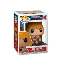 Funko Pop Television:masters Of The Universe-he Man