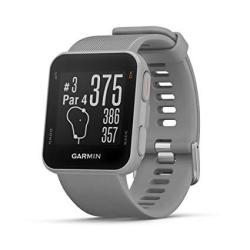Garmin Approach S10 Lightweight Gps Golf Watch Powder Grey