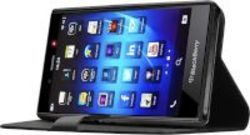 Body Glove Black Flip Cover For Blackberry Z3