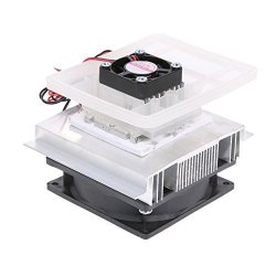 UEB MINI Diy Electronic Semiconductor Cooling System Electronic Air Conditioner