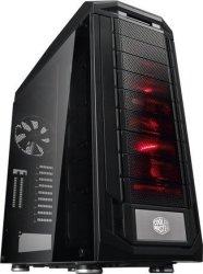 CM Storm Trooper Se Desktop Case Black Tempered Glass