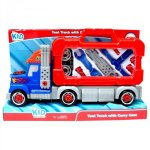 KIDCONNECTION Light And Sound Tool Truck Set