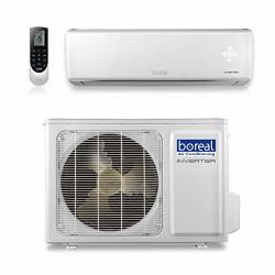 Boreal 12 000 Btu 22 Seer Equinox Wall Mount Ductless MINI Split Air Conditioner Heat Pump 208 230V