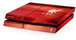 Official Liverpool FC Playstation 4 Console Skin
