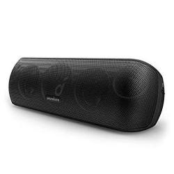 Anker Soundcore Motion+ Bluetooth Speaker With Hi-res 30W Audio Extended Bass And Treble Wireless Hifi Portable Speaker With App