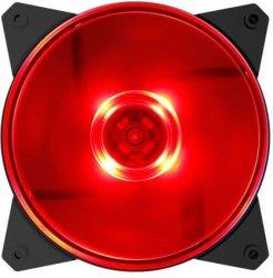 Cooler Master - Masterfan MF120L + Computer Fan - Red LED