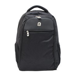 Volkano Element Series Laptop Backpack in Black