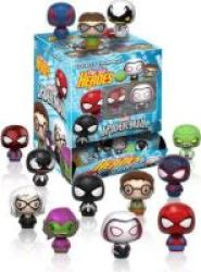 Funko Pint Size Heroes: Marvel Classic: Spiderman Assortment Vinyl Figurine Supplied May Vary