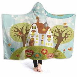 Pingyehome Kids Blanket For Boys - Toddler Boy Wearable Blankets Tain Mily Quotes Together Is Our Special Place To Carto Home Tree Of Life