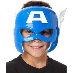Hasbro Marvel Universe Captain America Hero Mask