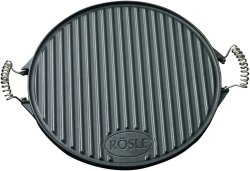 Roesle Grill Plate Round 40 Cm