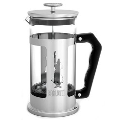 Bialetti French Press Coffee Plunger - 8 Cup 1l