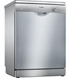 Bosch SMS24AI00Z Series 2 Activewater Dishwasher in Silver