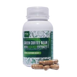 Moringa Woke Green Coffee Bean 60 Capsules