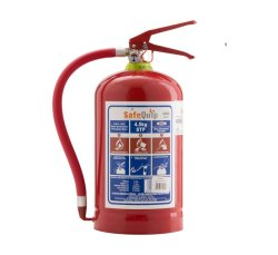 Safe Quip 4.5kg DCP Fire Extinguisher in Red