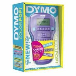 Dymo Colorpop Color Label Maker Combo Pack Printer With 3 Tapes