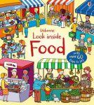 Look Inside: Food Board Book