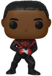 USA Funko Pop Marvel Spider Man Gamer Miles Morales Unmasked Chase Exclusive