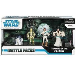 Hasbro Starwars Battle Pack: Training On The Falcon